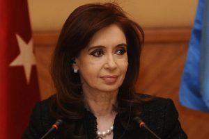 Cristina Fernández, de Argentina, se postulará como candidata a vicepresidenta